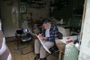 2010.06.26. Árpi bácsi, Gyód